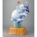 Circus Big Top Birthday Elephant Ring Toss Game
